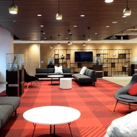 toronto office lobby