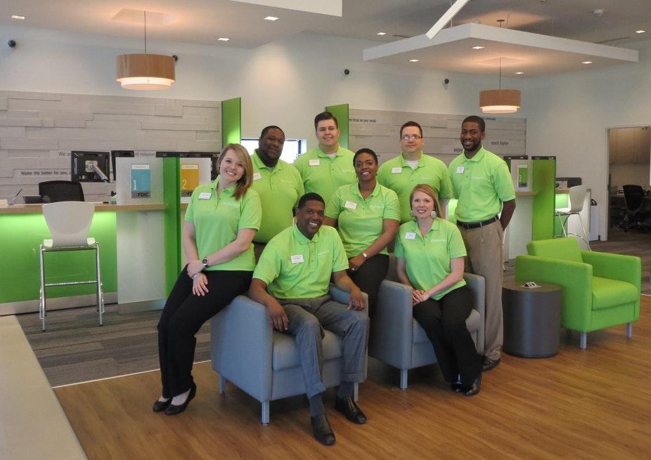 Regions Consumer Branch Team