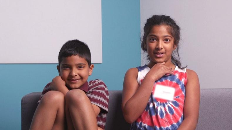 Tej and Anoushka