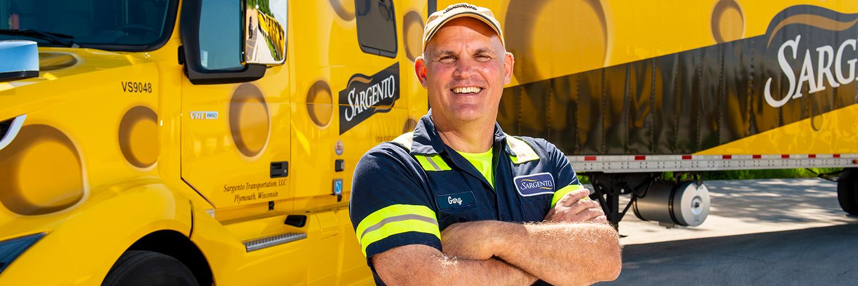 Transportation/Truck Drivers male employee