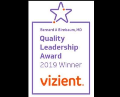Vizient Award