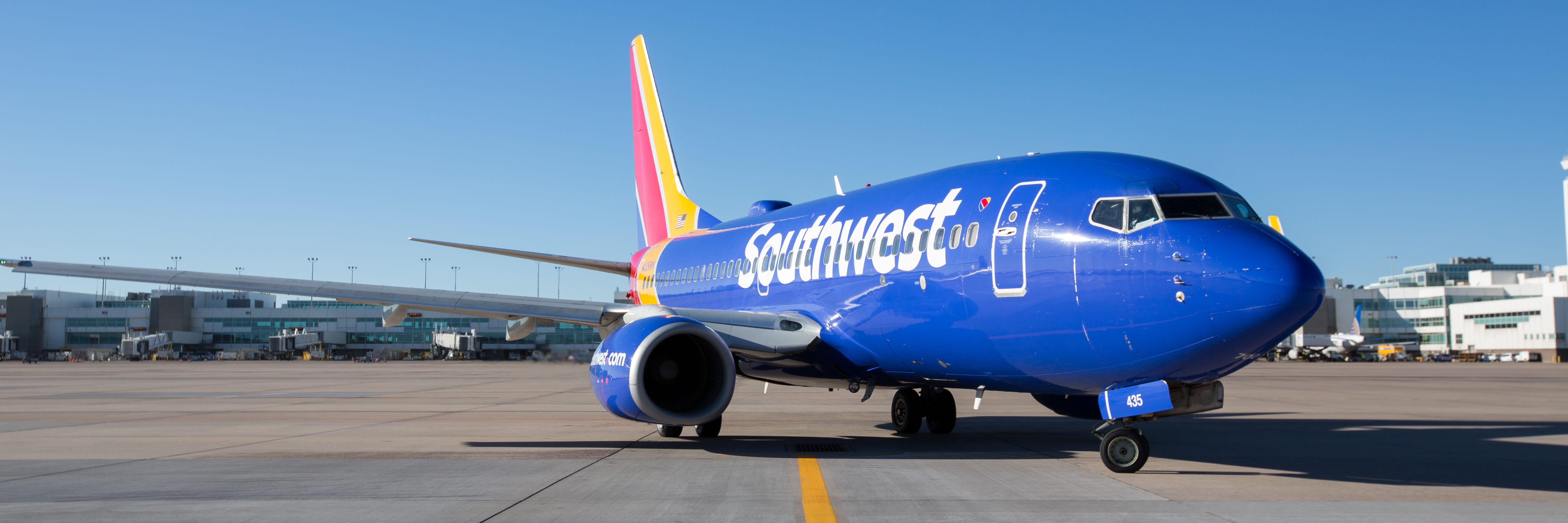 Photo of Southwest Airlines 737 plane