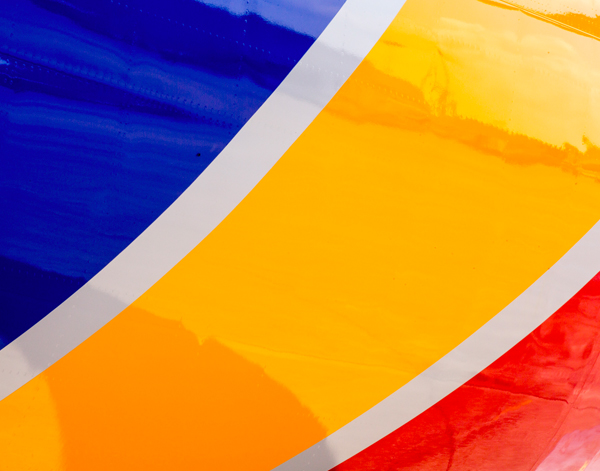 Paint in Southwest colors
