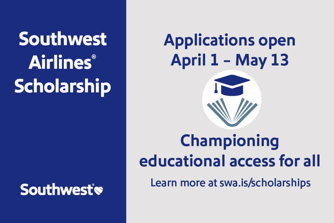 Applicaitons open April 1 - May 13, 2021