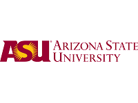 Arizona State University's logo