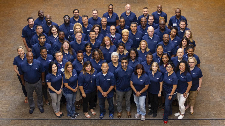 Image of Southwest's Diversity Council group