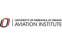 University of Nebraska at Omaha Aviation Institute's logo