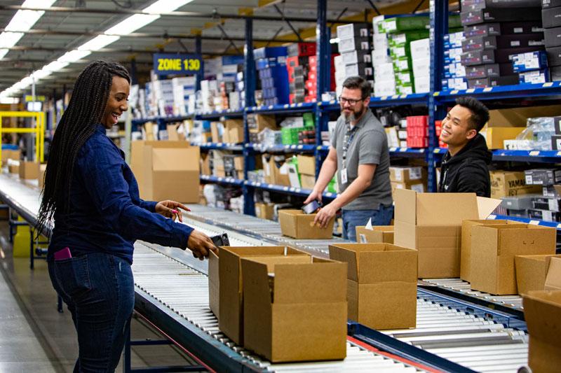 Operations & Distribution Center