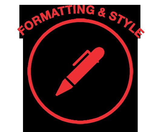 Formatting & Style