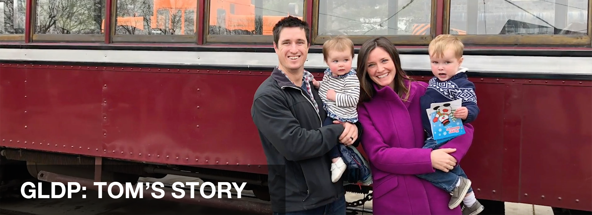 GLDP: TOM'S STORY