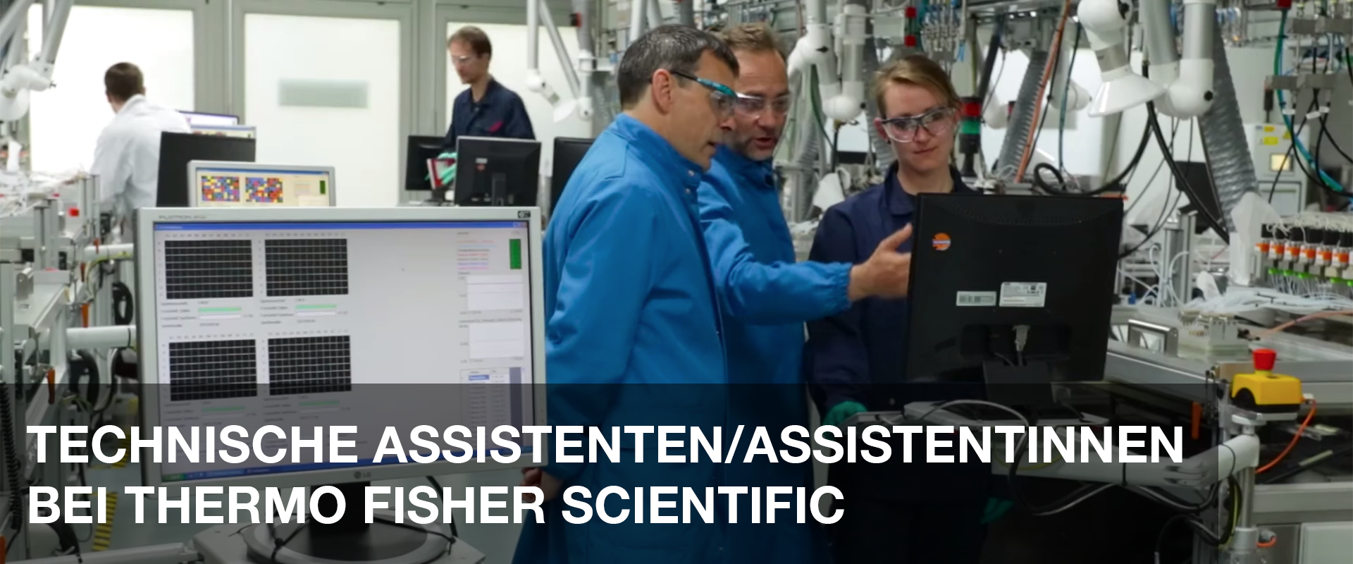 TECHNISCHE ASSISTENTEN/ASSISTENTINNEN BEI THERMO FISHER SCIENTIFIC