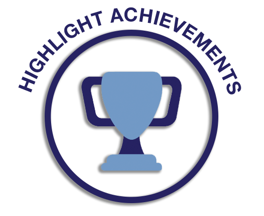 Destacar logros