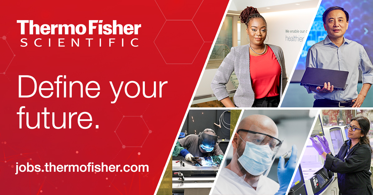 Careers at Thermo Fisher Scientific | Thermo Fisher Scientific jobs