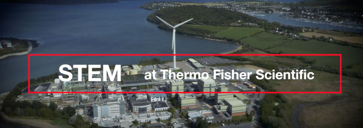 STEM careers at Thermo Fisher in Cork
