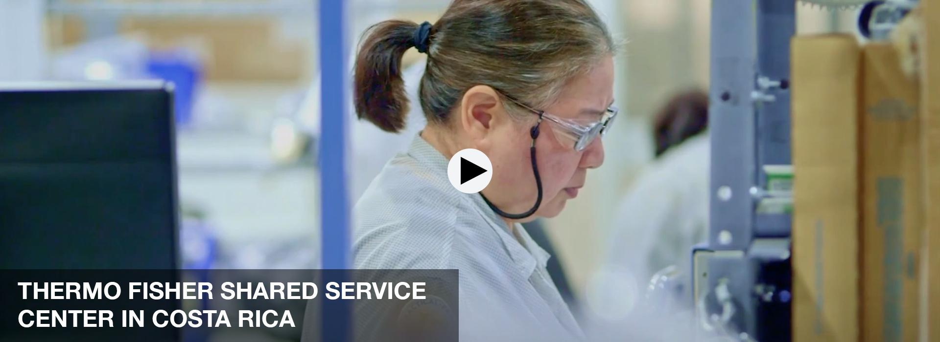 Costa Rica Shared Service Video Tile crssc