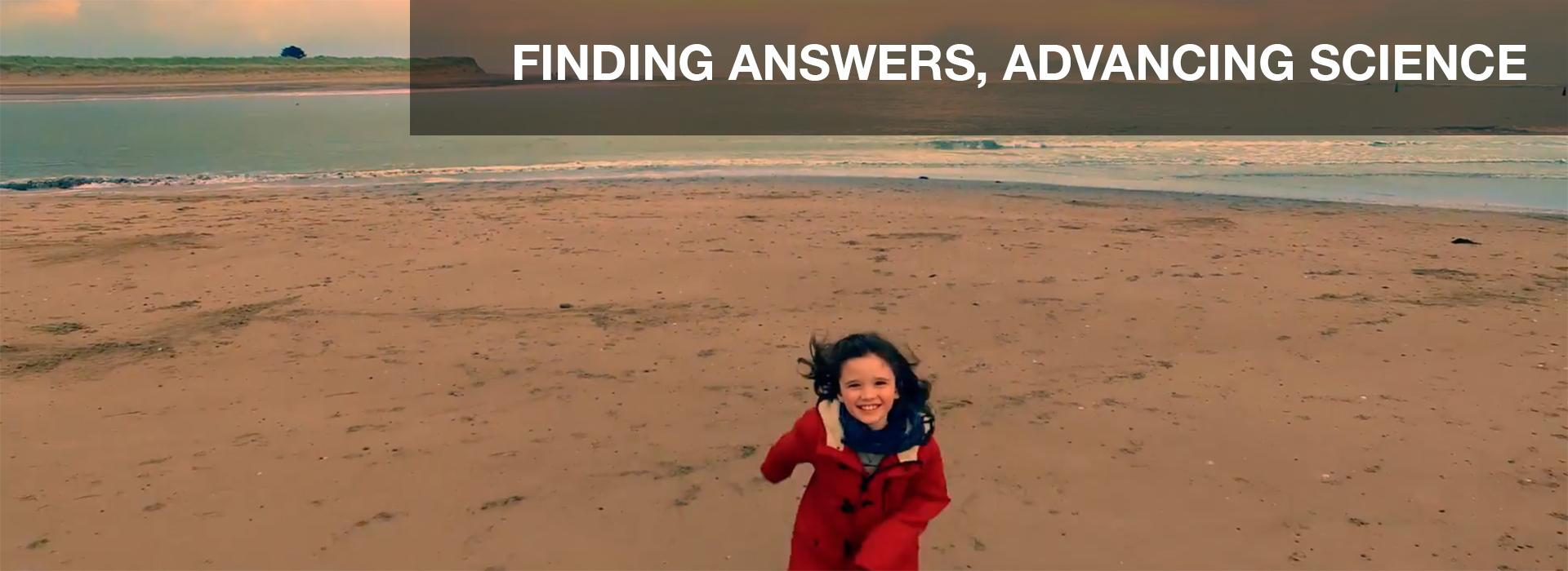 答えを見つけ、科学を進歩させる