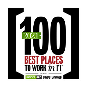 2020 100 Best Places To Work in IT