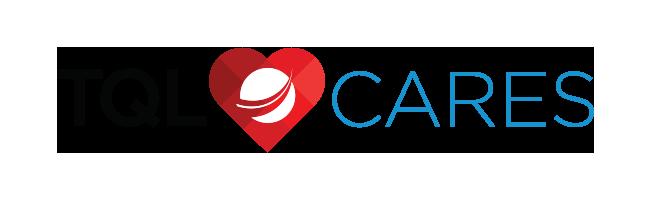 TQL Cares Logo