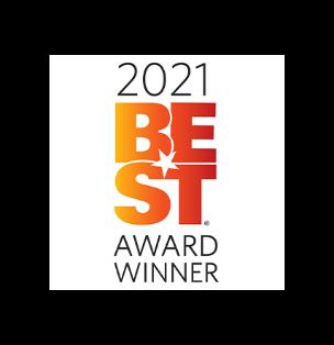 2021 BEST Award Winner