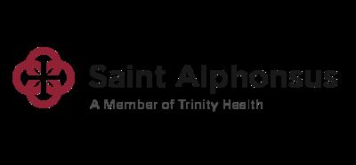 Saint Alphonsus Logo