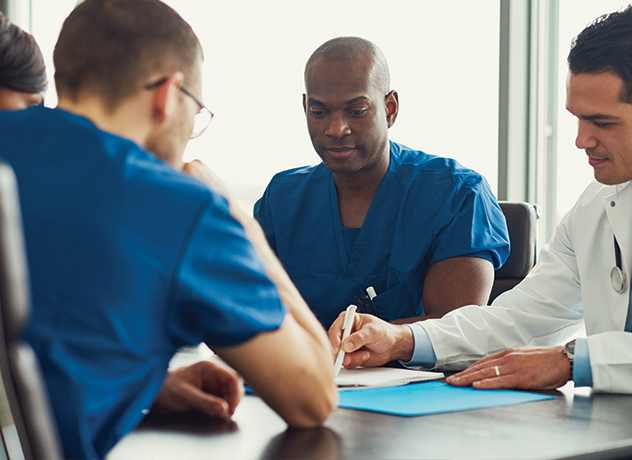 Join Trinity Health Where Teamwork is Everything.