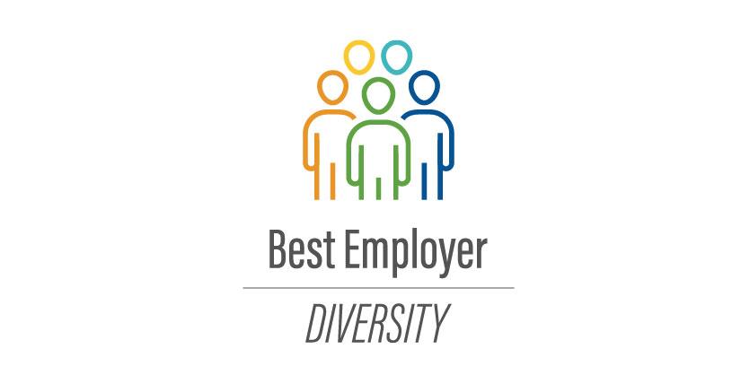 Best employer for diversity
