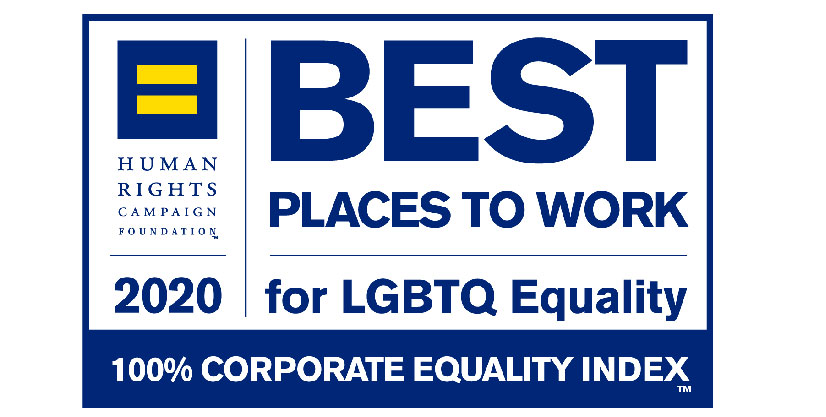 100% corporate equality index