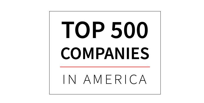 top 500 companies