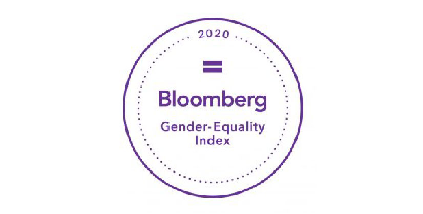 Bloomberg: gender equality index