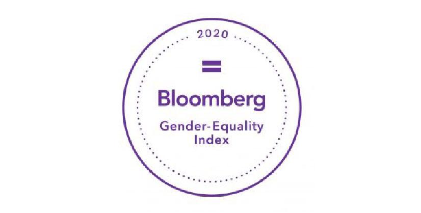 Bloomberg: gender equality index