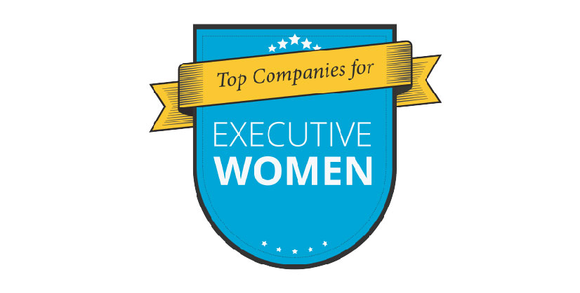 Top company for executive women