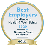 Best Employers - Excellence in Health and Well-Being