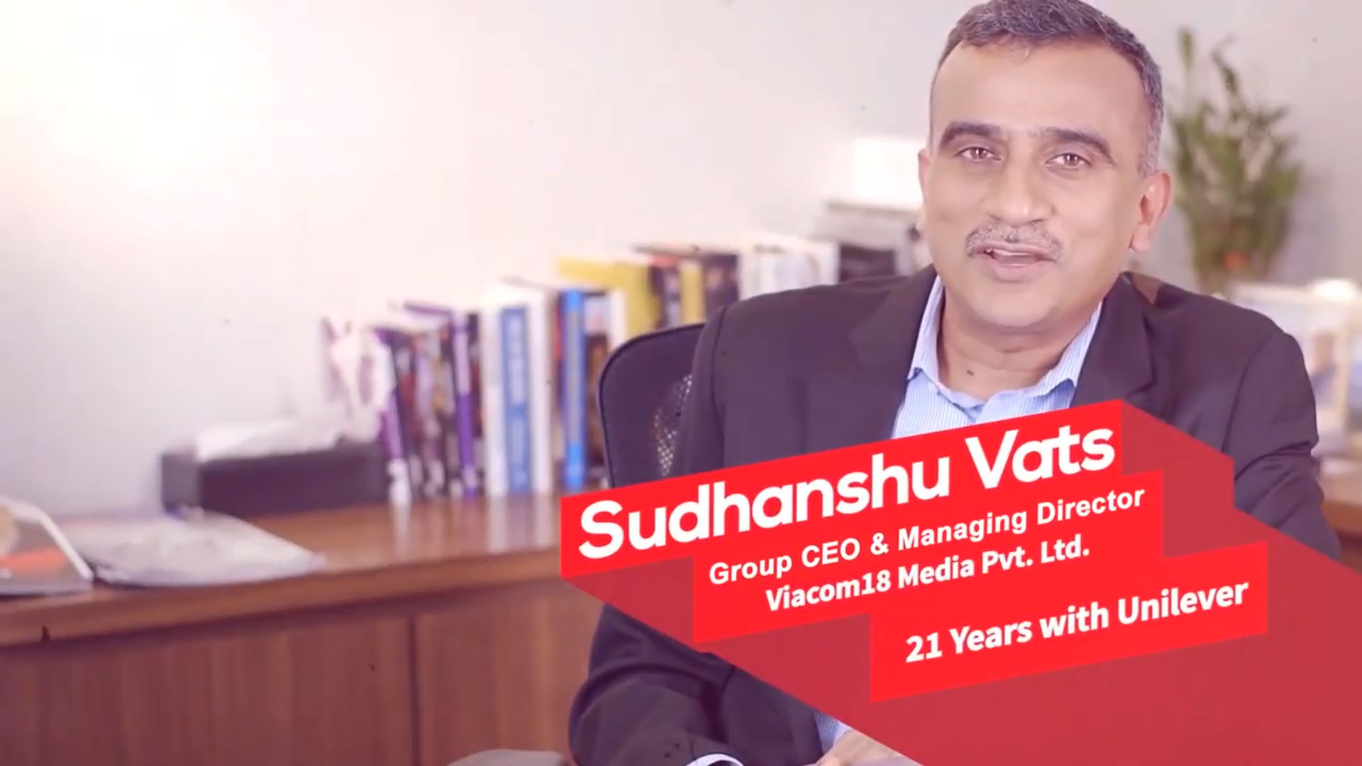 Sudhanshu Vats Group CEO & Managing Director