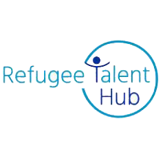 Refugee Talent Hub Logo