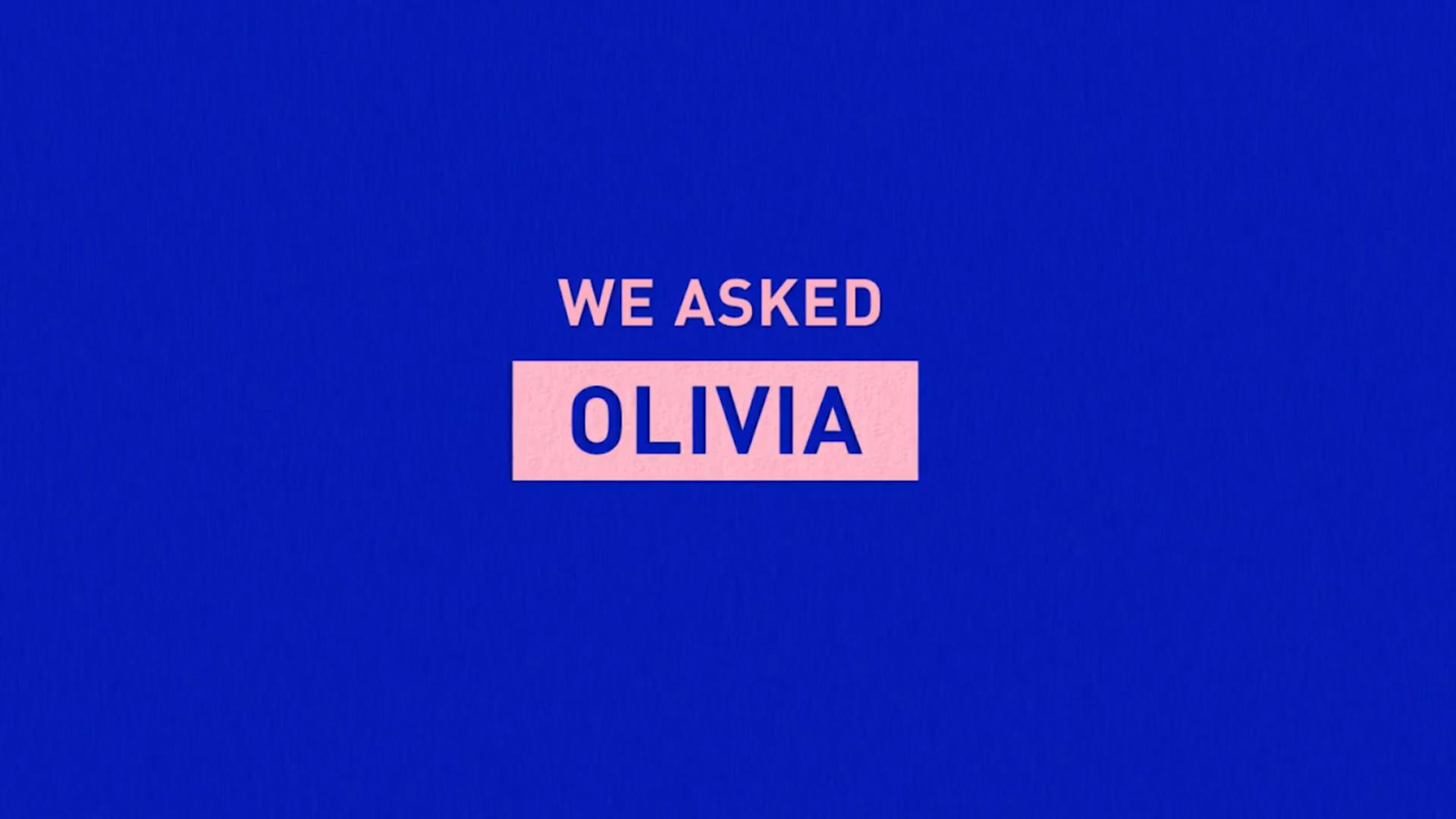we asked olivia splash image