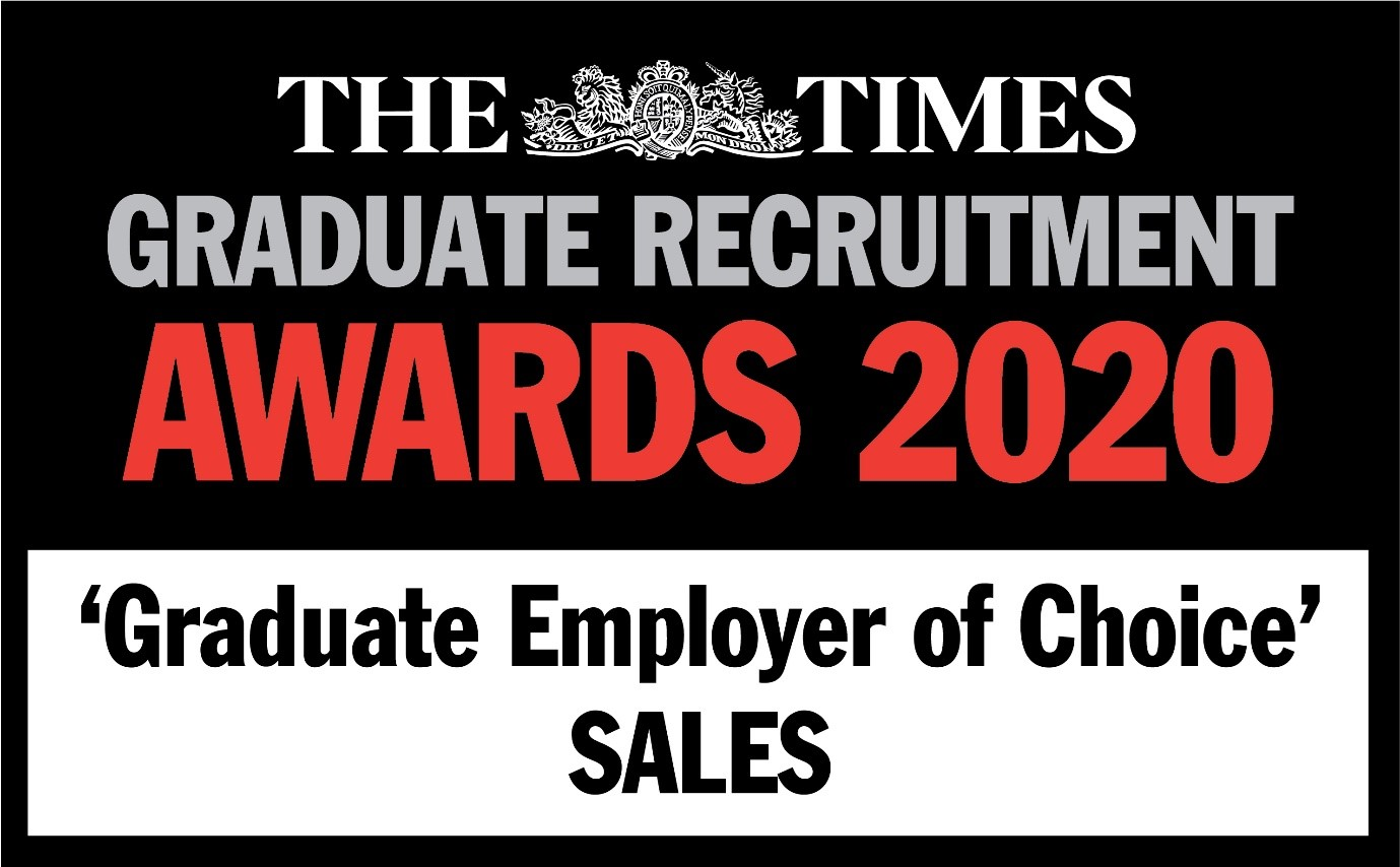 Sales Employer of Choice 2020