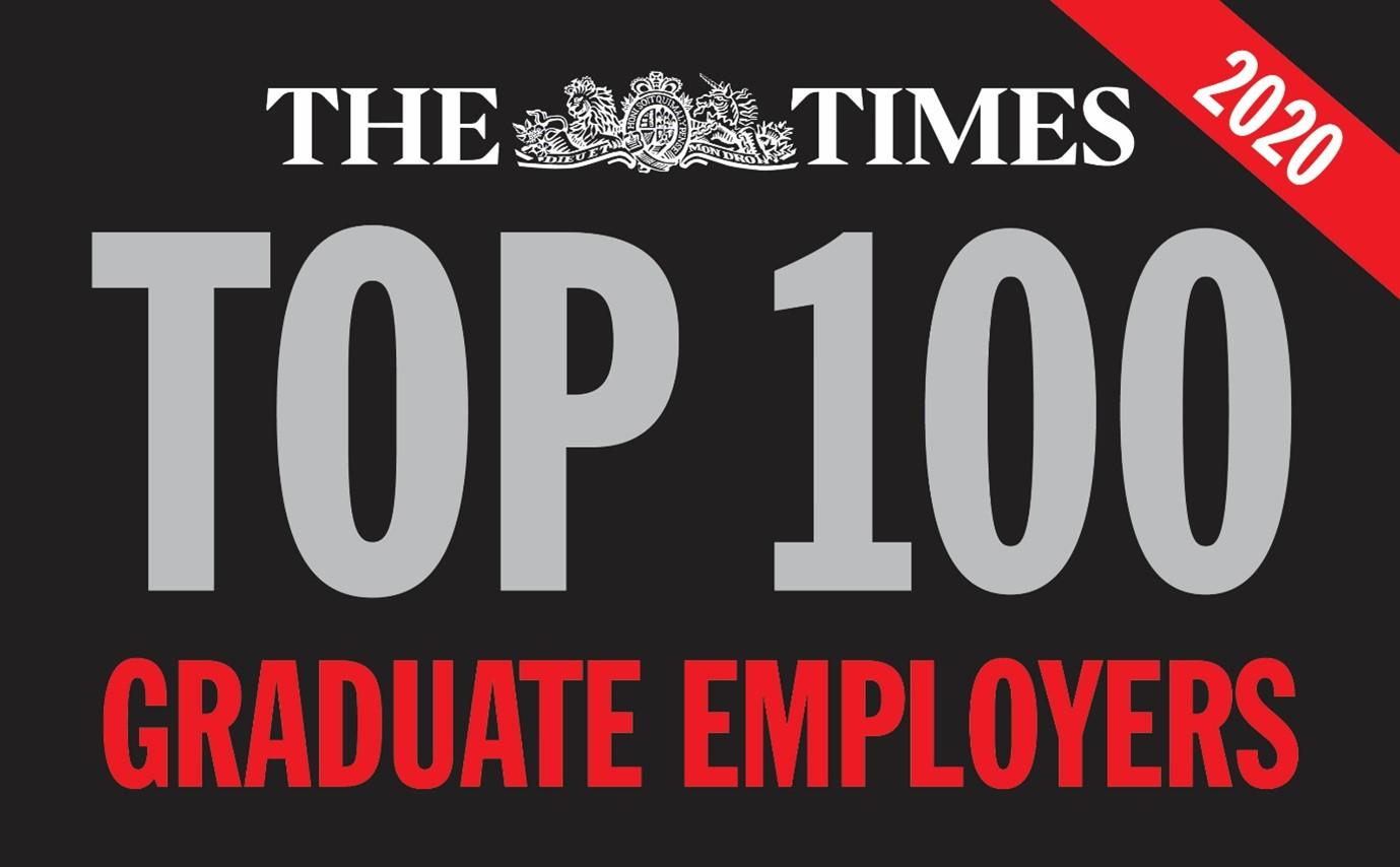Top Graduate Employer 2020