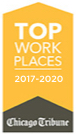 Top Places to Work - Chicago Tribune
