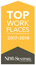 Top Places to Work - Knoxville News Sentinel