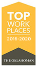 Top Places to Work - The Oklahoman