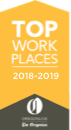 Top Places to Work - The Oregonian