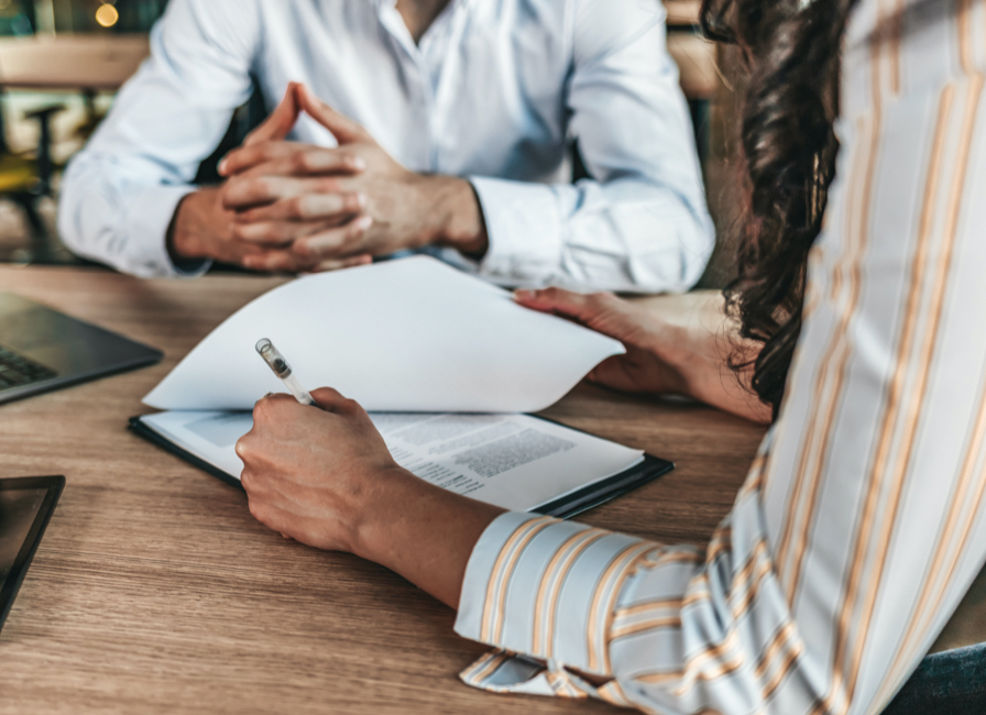 About Behavioral Interviewing