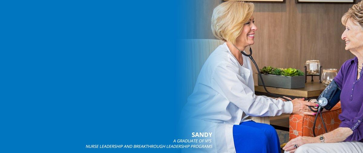 Career at ViLiving Sandy