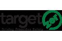 Logo de sécurité Veritiv Target Zero
