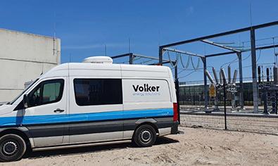 volker enrgy solutions bedrijfsauto project