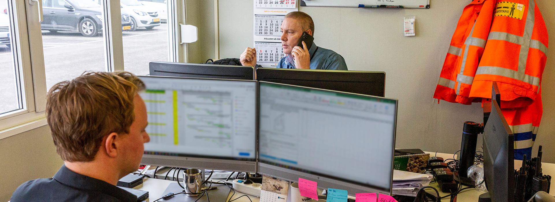 volker energy solutions kantoor engineer