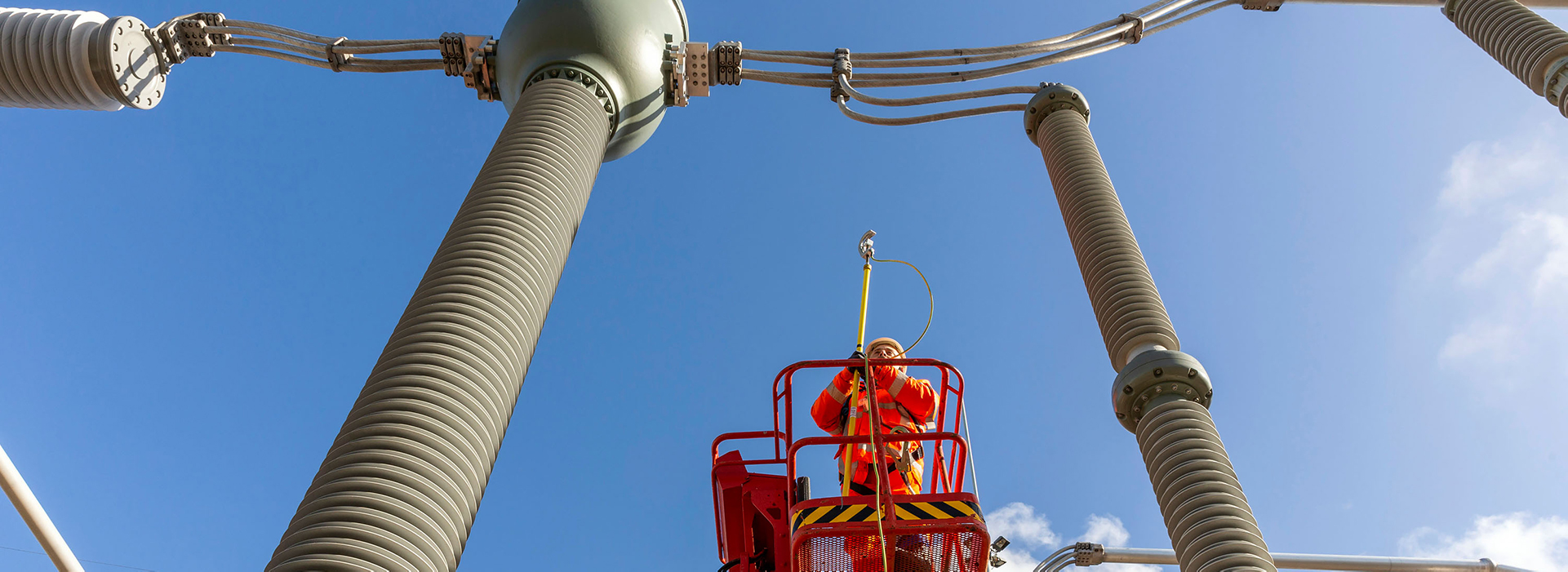 volker energy solutions hoogspanning