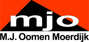 Logo M.J. Oomen