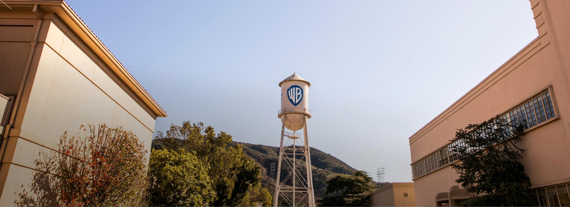 Warner Bros. Studio Lot