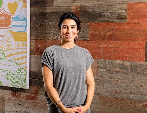 Lisa Grimm Wholefoods Career